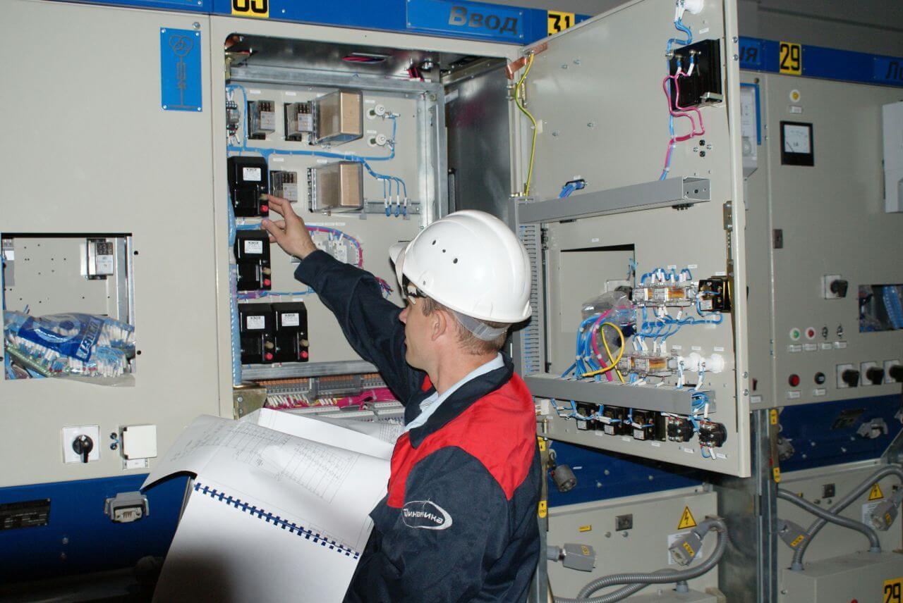 акт осмотра электроустановки